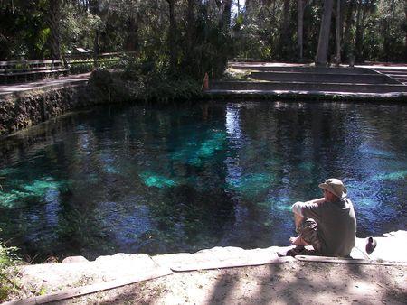 a juniper: sentado en los muelles de enebro - Ocala, FL