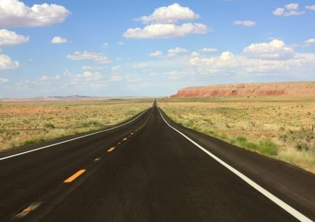 arizona open road photo