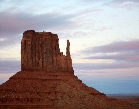 ut: monument valley, ut - red rock spires