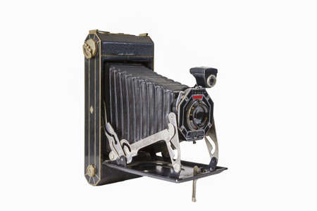 Antique Folding Pocket Camera