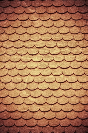 orange background pattern on grunge background photo