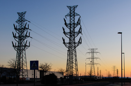 Electric dusk