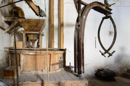 flour mill: Old Flour Mill IV