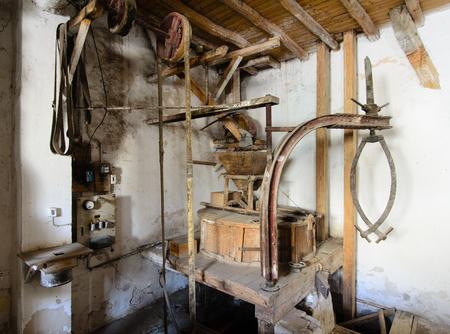 flour mill: Old Flour Mill