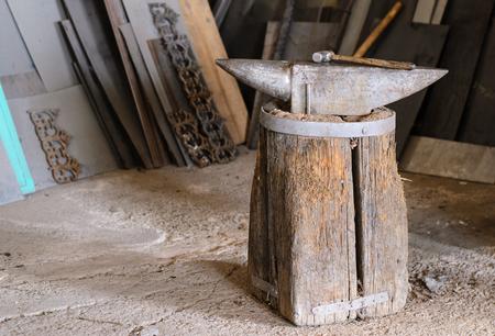 medieval blacksmith: Iron tools I