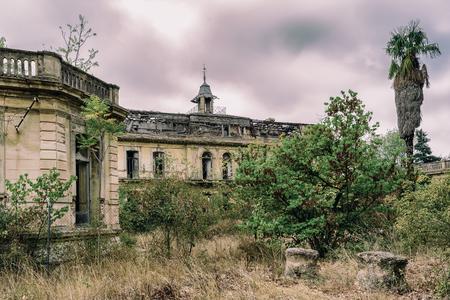 Ruins of ancient palace IV