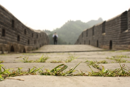 The Great Wall of China - Jinshanling section Stock Photo - 9125717