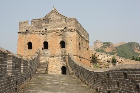 The Great Wall of China - Jinshanling section photo
