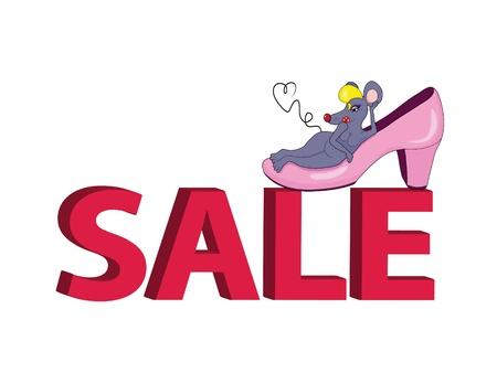 Sale Stock Vector - 9412054