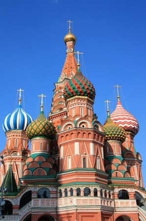 St Basils Cathedral in Moscow, Russia Stock Photo - 9675582