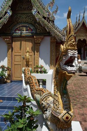 godliness: Thai Temple Dragon