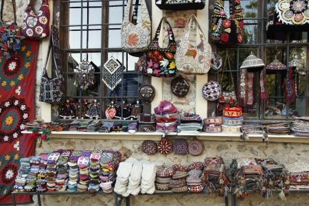 stitchcraft: Traditional Turkish embroidered souvenir shop in Antalya
