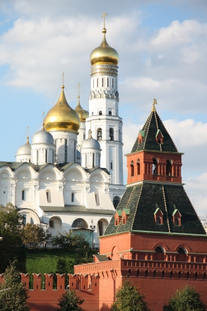 ivan: The Ivan the Graet Bell Tower of Moscow Kremlin, Russia
