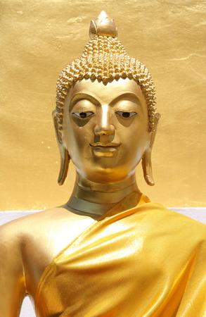 Golden Buddha in Chiangmai, Thailand
