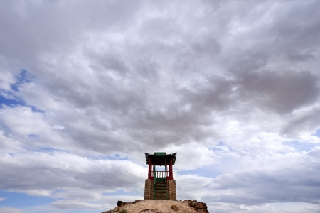 independent mongolia: Ongiin Khiid Monastery