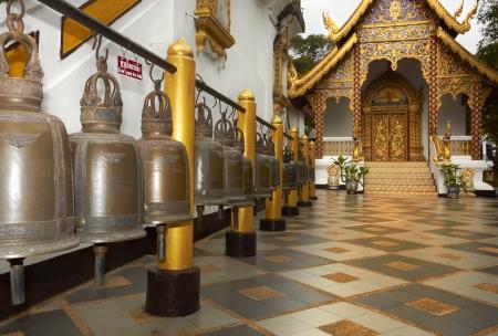 doi: Tailandia, Doi suithep Editorial