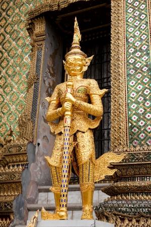 gold watch  Bangkok Royal Palace Stock Photo - 16270372