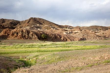 ruins of the Ongiin Khiid Monastery