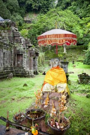 stone buddha: Stone Buddha