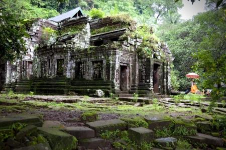 Angkor Empire  Wat Phu