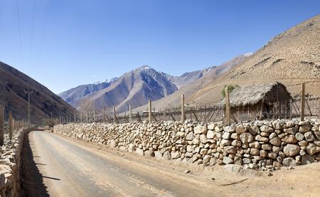 Landscape of North Chile