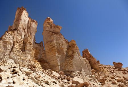 tara: Geological monolith close to Salar de Tara