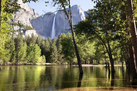 Yosemite falls Stock fotó