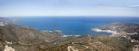 Views of Cap of Creus