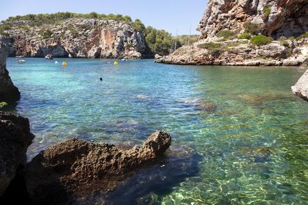 Mediterranean in Menorca Island