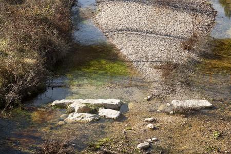 Tastavins river