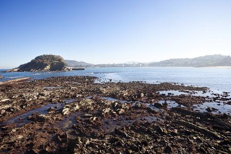Low tide in Donosti