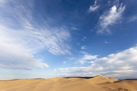 Gobi desert. Mongolia Archivio Fotografico - 138828014