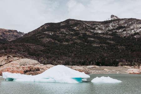 Los Glaciares National Park in the south west of Santa Cruz province, Argentina.