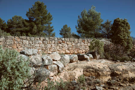The art of building walls in dry stone, traditional in rural areas of Croatia, Cyprus, France, Greece, Italy, Slovenia, Spain and Switzerland