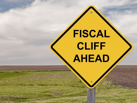 fiscal cliff: Caution - Fiscal Cliff Ahead
