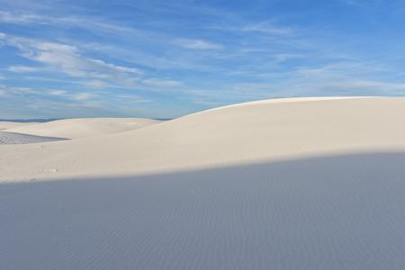white sands national monument: 3 Shades Of White Sands National Monument In New Mexico Just Before Sunset