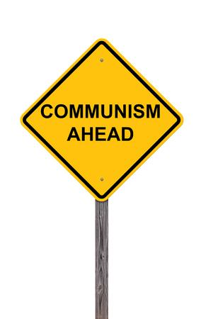 화이트 절연주의 서명 - 공산주의