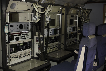 Aircraft Surveillance & Communication Stations