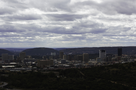 City Of Pretoria Business District Southern View