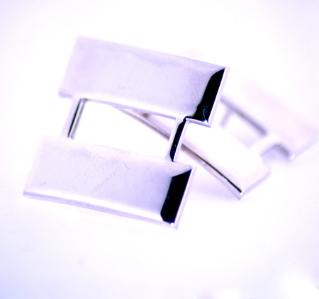 Isolated view of military  police Captains Bars