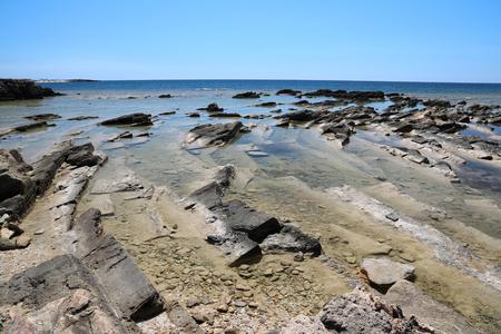 Roman history in the splendor sea of ??Sardinia