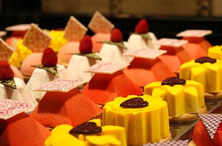 fantasy in desserts, sweet, gastronomy