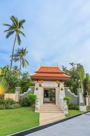 horticulturist: Lifestyle of phuket, Thailand