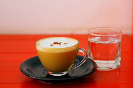 relent: Pausa caff�