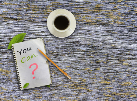 you can: You can ? text on note for decorate project.