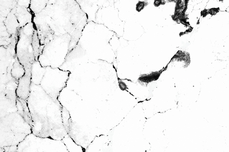 Black and white marble texture background, abstract background pattern with high resolution ,invert colors and selective focus.