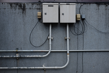 pipe line and fuse box stock photo, picture and royalty free image on fuse box polaris sportsman for pipe line and fuse box stock photo, picture and royalty free image image 82103351 at With Pipe Connection Panel