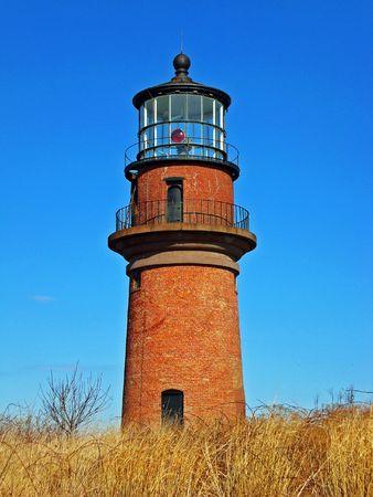 head light: Gay Jefe Marthas luz sobre los vi�edos de Massachusetts