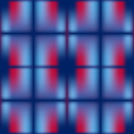 Abstract blue and red gradient pattern. design for clothing and textile background, carpet or wallpaper. Illustration