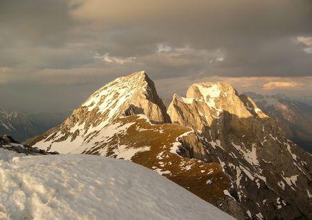 alpen: Ennstaler Alpen